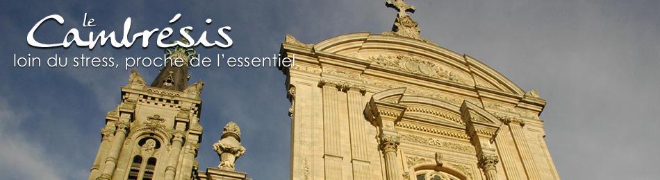 Cathédrale Notre Dame de Grâce, Cambrai