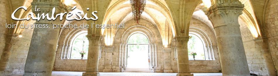 Abbaye de Vaucelles, Les Rues des Vignes