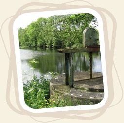 Ecluse du bois de l 39 abbaye - Bassin rond en bois strasbourg ...