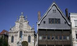 Maison espagnole et Chapelle des Jésuites, Cambrai