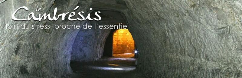 Carrières souterraines de la Place du Marché