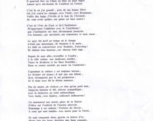poeme a la gloire de Bethencourt
