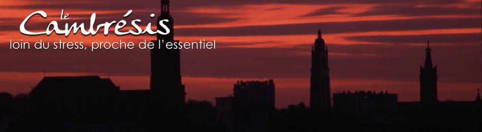 Les 3 clochers de Cambrai