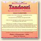 tandoori