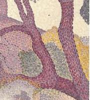 marque page seurat