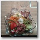 Salade  Fondues du grill