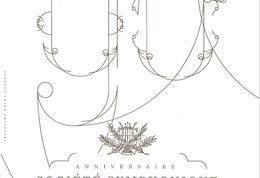 90 ans de la société symphonique