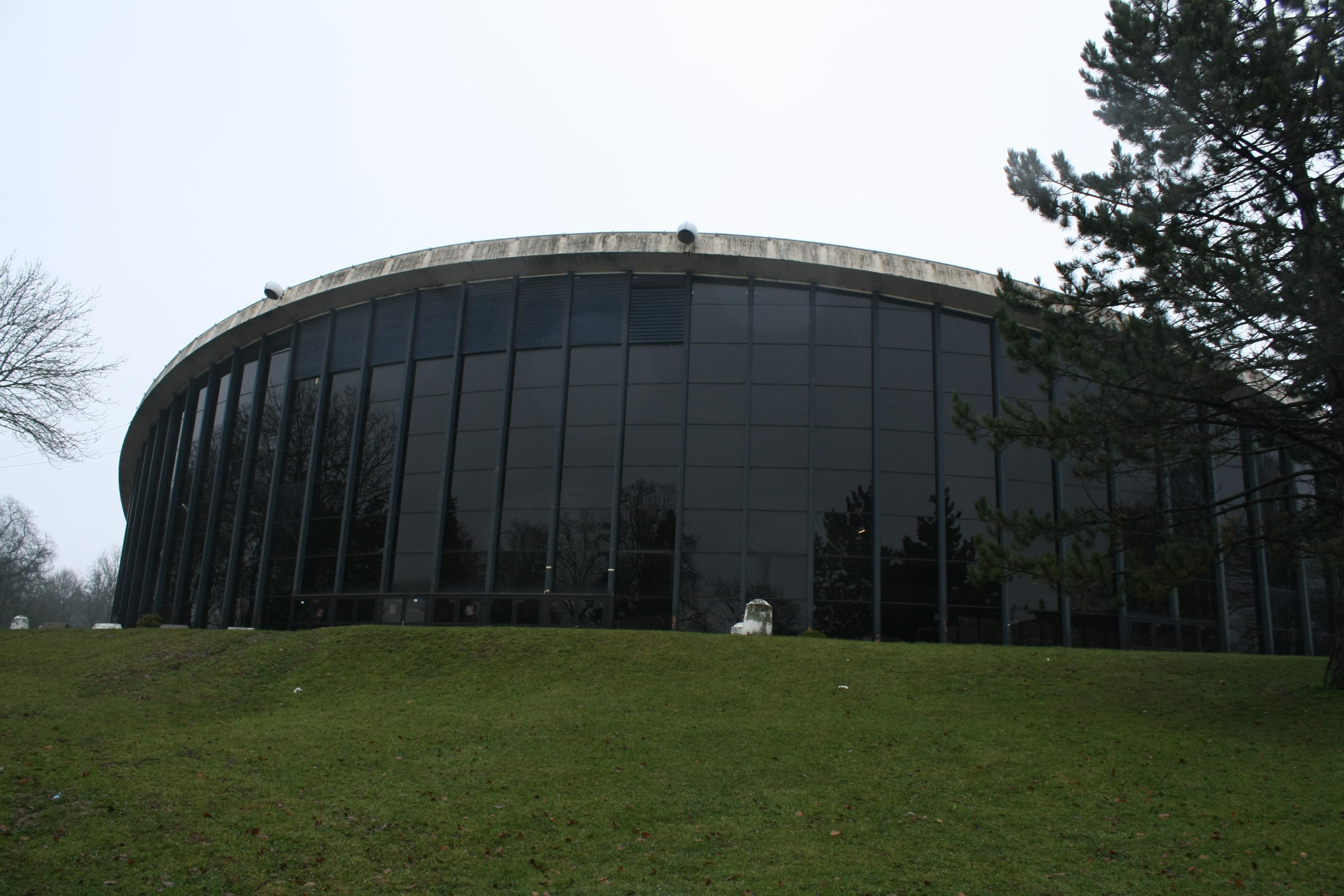 Palais des grottes de cambrai for Architecte cambrai