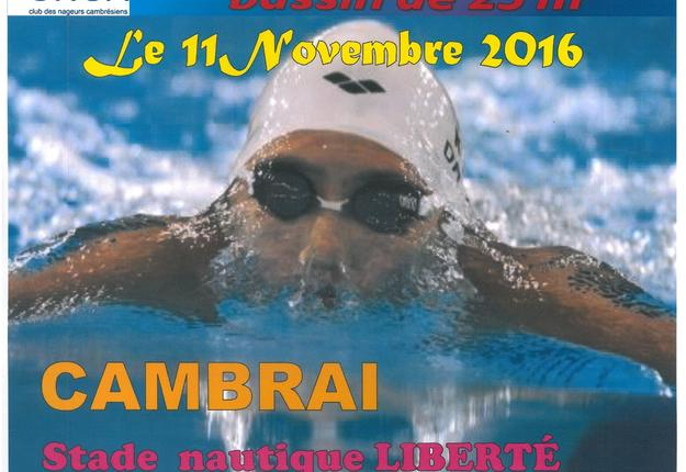 Piscine libert interclubs for Piscine liberte cambrai