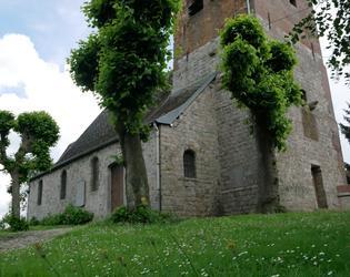 Eglise Saint Jean Baptite d'Escarmain