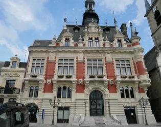Hôtel de ville Solesmes