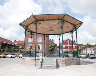 Kiosque de Solesmes