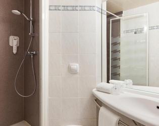 Salle de bain Inter-hôtel