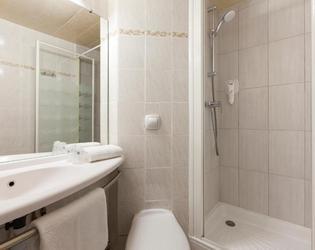 Salled e bain Inter-hôtel