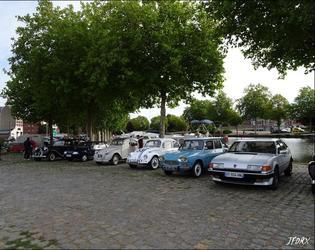 Rassemblement des Belles Automobiles a Cantimpre