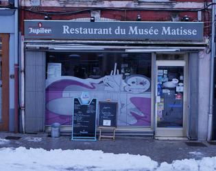 Restaurant du Musee Matisse  (67) c C.Delafaite OT