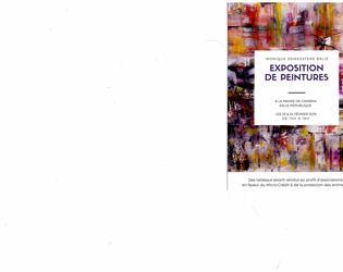 Exposition Fev. 2019