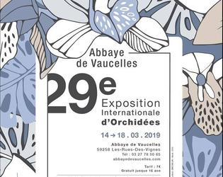 exposition d'orchidees