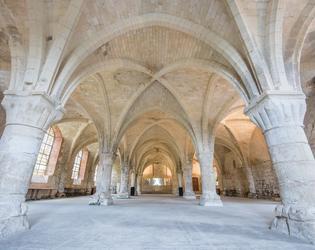 Abbaye de Vaucelles - Les-Rues-des-Vignes - 2018