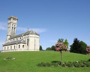 Eglise, Ribécourt la Tour