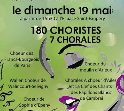 Proville Chorales 2019