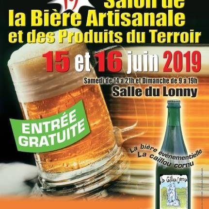 19eme salon de la biere artisanale - vendegies-sur