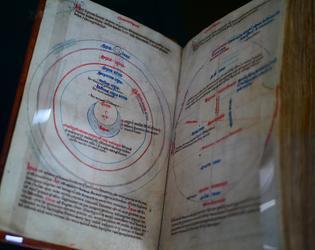 imago mundi de pierre d'ailly vers 1415