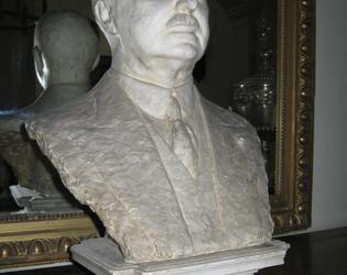 Buste de Blériot