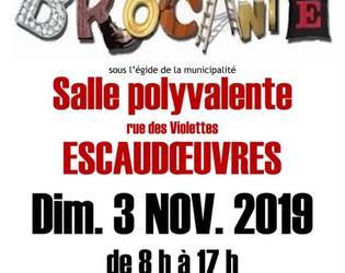 2019_11_03-Brocante escaudoeuvres
