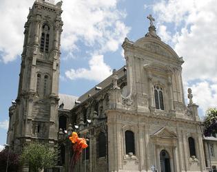 Etape 2 - La Cathedrale Notre-Dame de Grace c#Stud