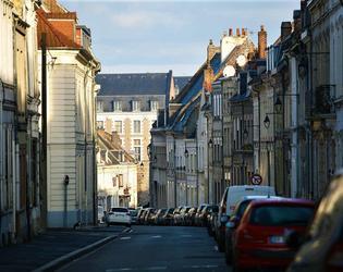 Etape 10 - La Rue des Anglaises c#StudioDeclic