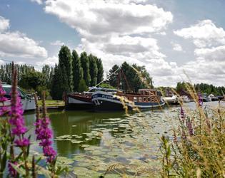 Etape 12 - L'Escaut et le Canal de Saint-Quentin c