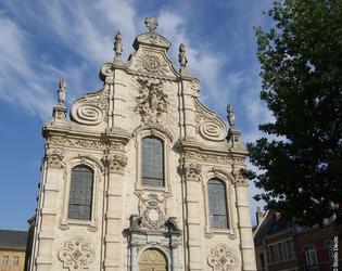 Etape 2 - La Chapelle des Jesuites c#StudioDeclic