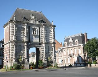 Etape 4 - Porte Notre-Dame c#StudioDeclic