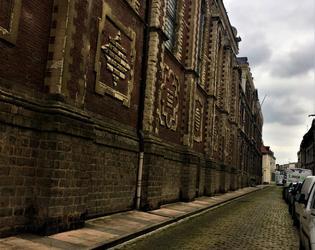 Etape 2 - La rue du Grand Seminaire c#Mathilde Dub