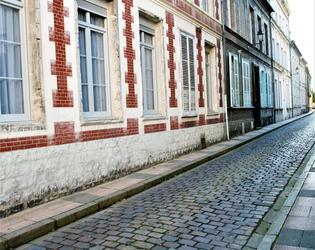 Etape 3 - La rue de l'Aiguille c#StudioDeclic