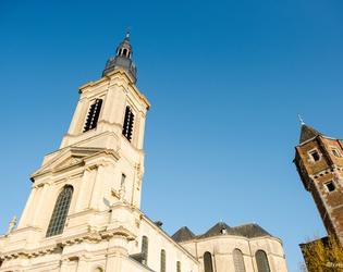 05. Le clocher de l'eglise Saint-Gery cFrancois Mo