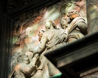 09. Le jube de l'eglise Saint-Gery cFrancois Morea