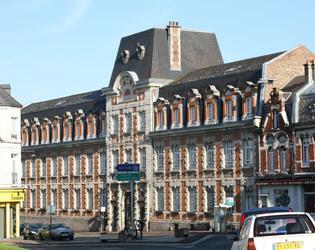 13. Le portail de la fondation Van Der Burch  cDec