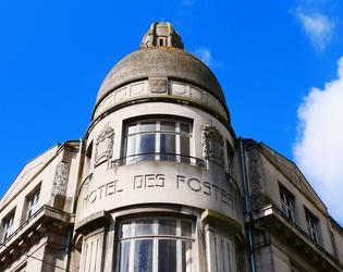 Hotel des Postes Caudry - Avril 2021 cC.Delafaite