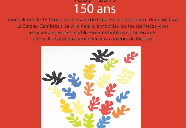 150ans année Matisse