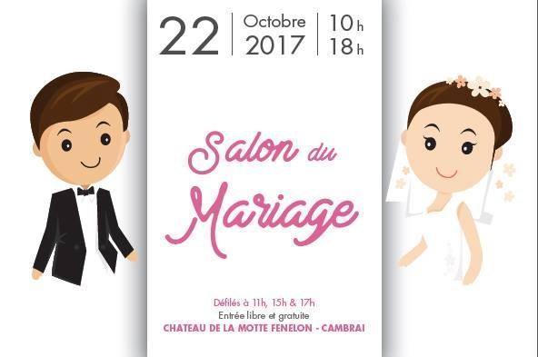salon du mariage chateau de la motte 2017