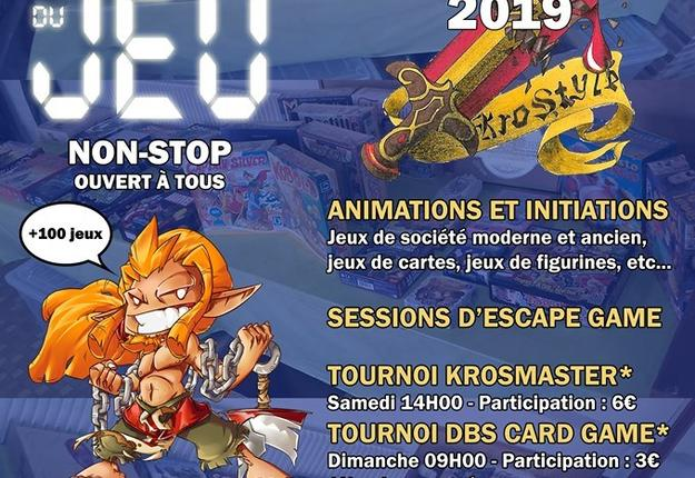24h de jeu - villers outreaux 2019