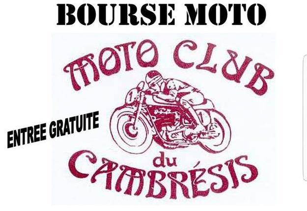 28eme bourse moto du cambresis