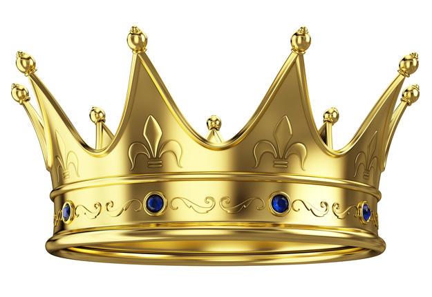 couronne, roi