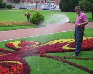 jardin public, Cambrai