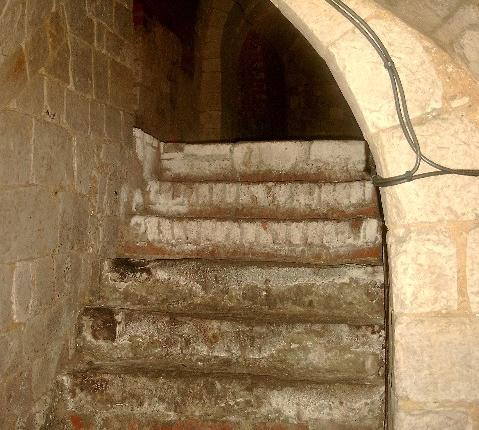 souterrains du Cateau