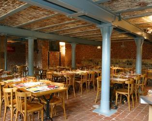 Les restaurant de la Brasserie
