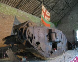 Tank de Flesquières