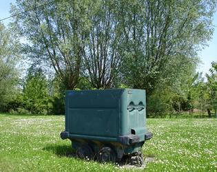wagon, Paillencourt